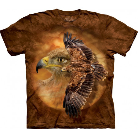 Tawny Eagle Spirit T-Shirt