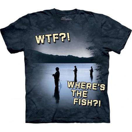Freshwater Wtf?! T-Shirt