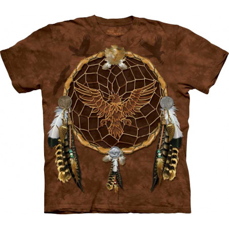 Dreams of The Eagle T-Shirt The Mountain