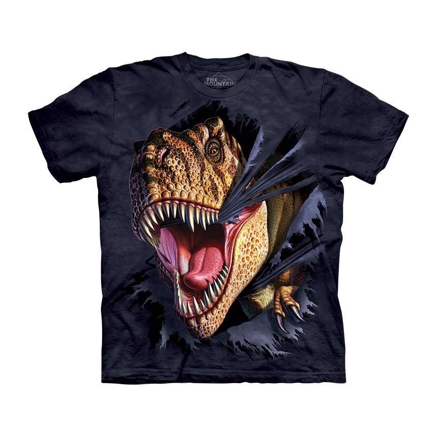 Shirt Tearing Design