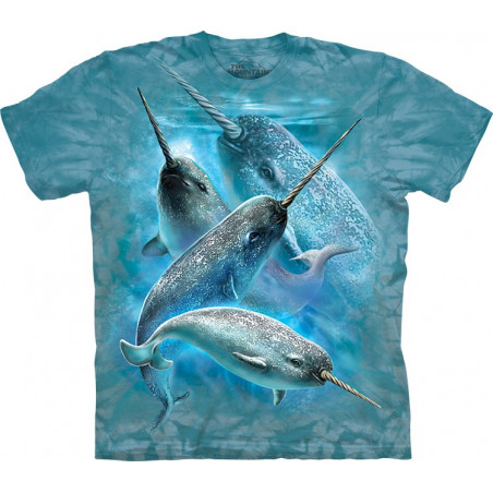 Narwhals T-Shirt The Mountain