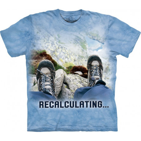 Recalculating Outdoor T-Shirt