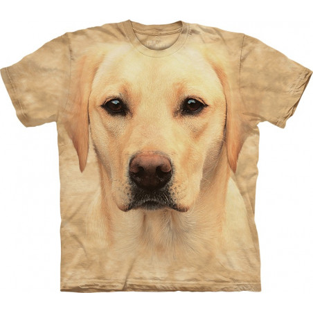 Yellow Labrador T-Shirt