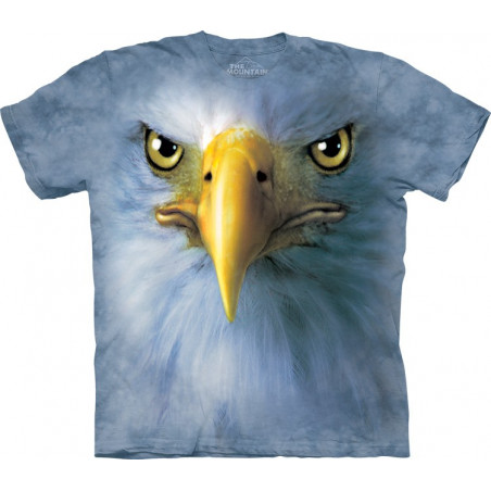 Eagle Face T-Shirt The Mountain