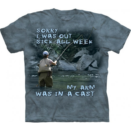 Cast Outdoor T-Shirt The Mountain