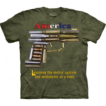 Metric Outdoor T-Shirt The Mountain