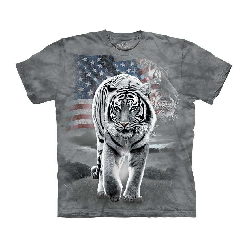 Tiger Shirt Mens