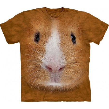 Guinea Pig Face T-Shirt The Mountain