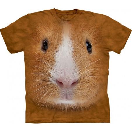 Guinea Pig Face T-Shirt