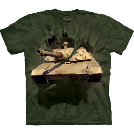 M1 Abrams Tank Breakthrough