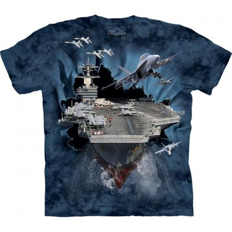 Aircraft Carrier T-Shirt The Mountain