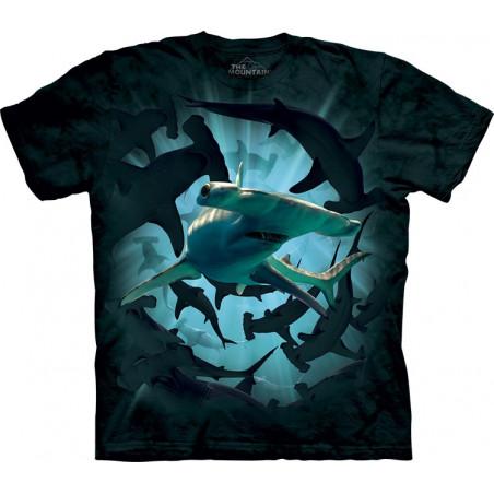 Hammerhead Swirl T-Shirt