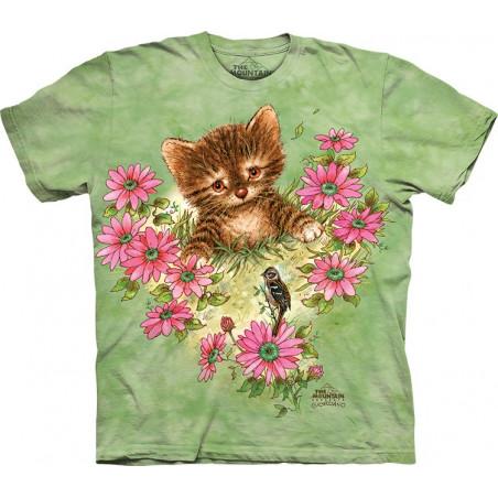 Curious Little Kitten T-Shirt