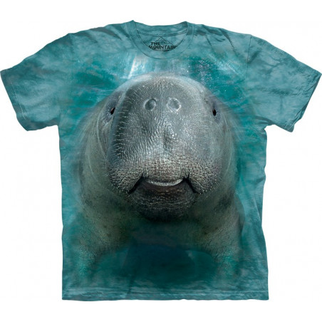 Big Face Manatee