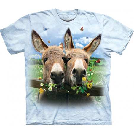 Donkey Daisy T-Shirt