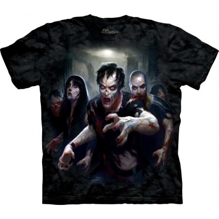 Zombie Apocalypse T-Shirt The Mountain