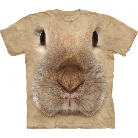 Bunny Face T-Shirt The Mountain