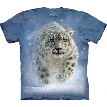 Leopard Snow Ghost T-Shirt