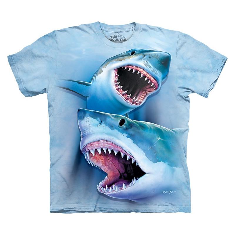 Great White Sharks T Shirt