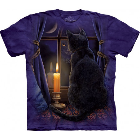 Cat The Midnight Vigil T-Shirt