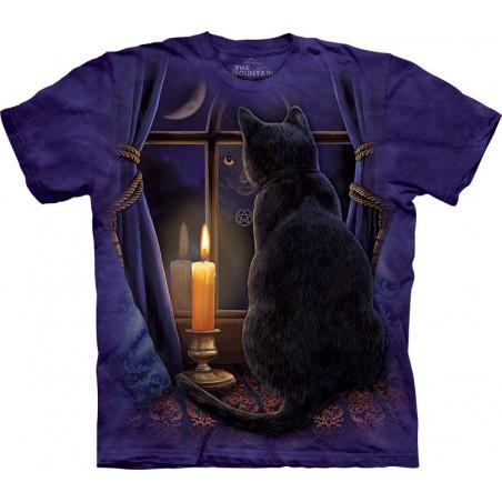 Cat The Midnight Vigil T-Shirt