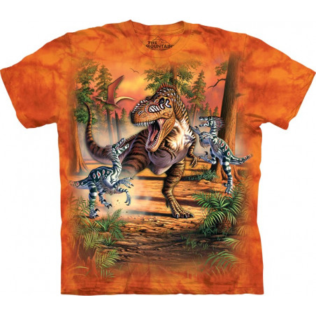 Battle of the Dinos T-Shirt