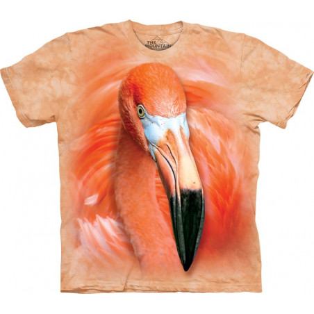 Big Face Flamingo