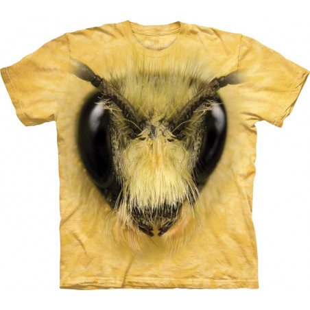 Bee Head T-Shirt The Mountain