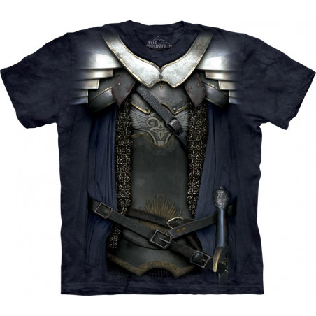 Cotton Liberation Armour T-Shirt