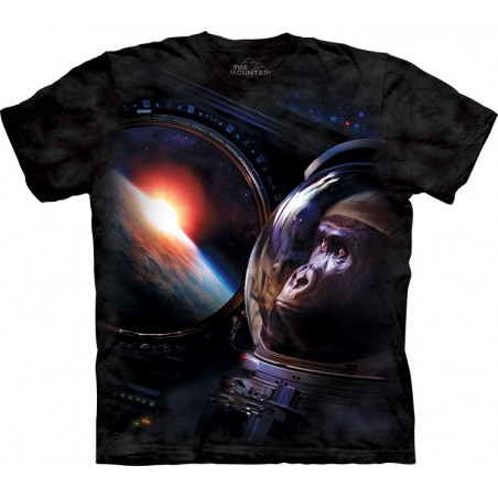 Gorilla Space T-Shirt