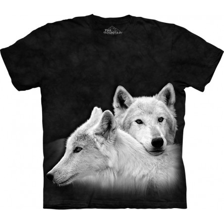 Wolves Siblings T-Shirt