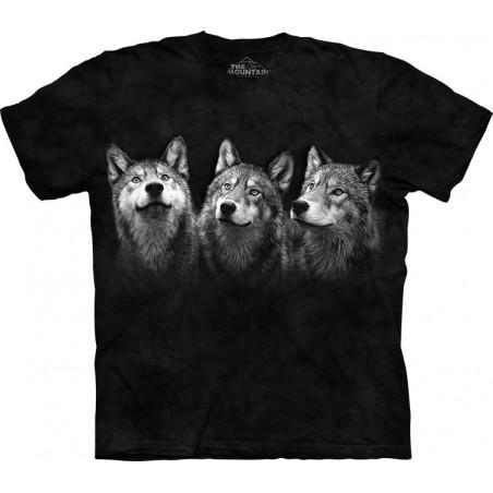 Wolves Triad T-Shirt