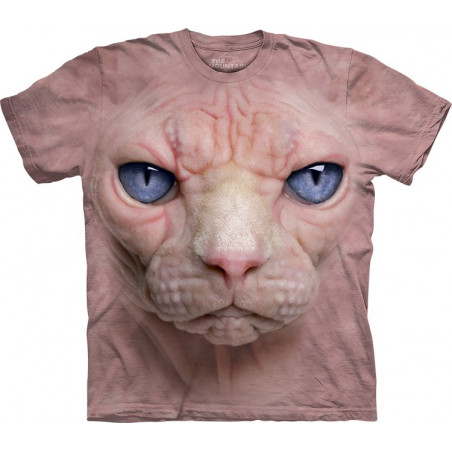 Hairless Pussycat Face