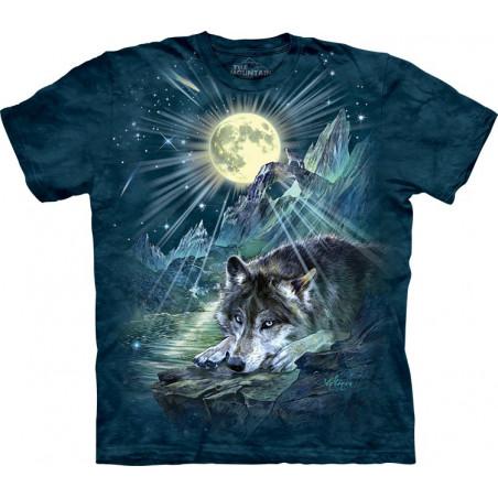 Wolf Night Symphony T-Shirt The Mountain