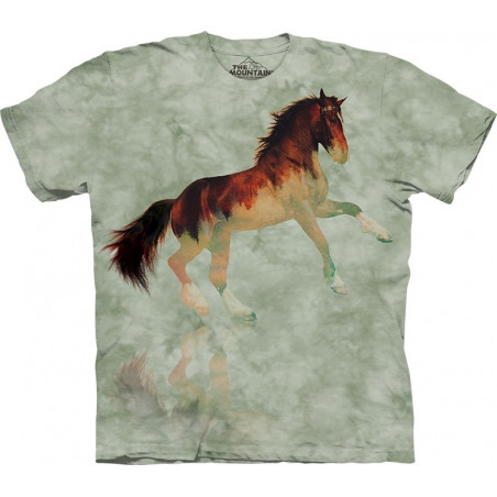 Horse Forest Stallion T-Shirt