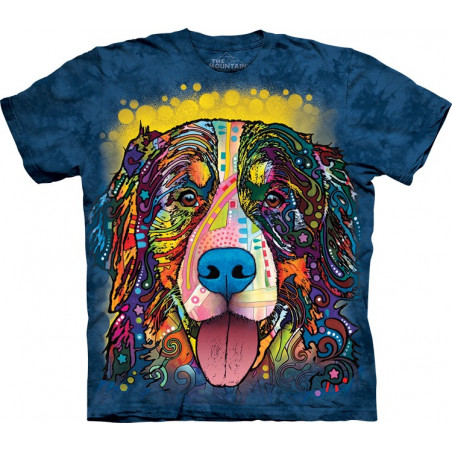 Russo Bernese Mountain Dog T-Shirt