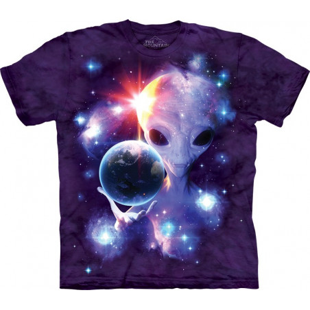 Cotton Alien Origins T-Shirt