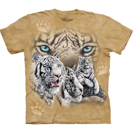 Find 12 Tigers T-Shirt