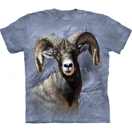 Big Horn Sheep T-Shirt The Mountain