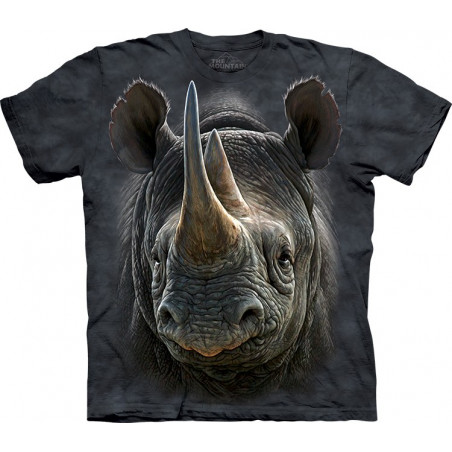 Black Rhino T-Shirt The Mountain