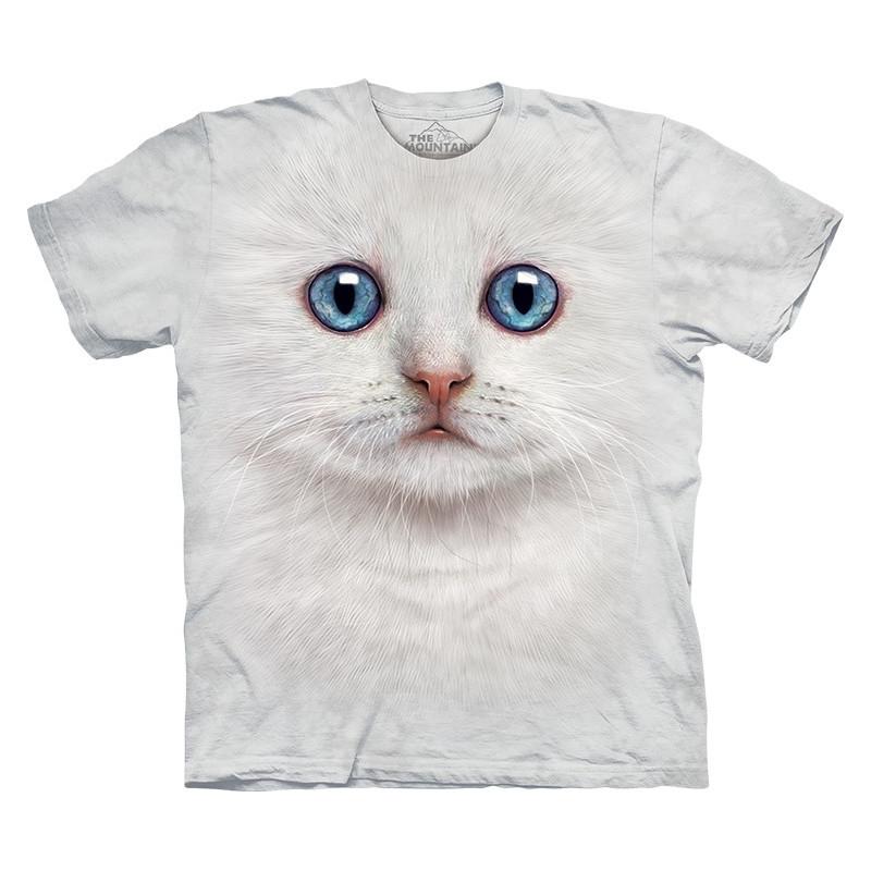 Ivory Kitten Face