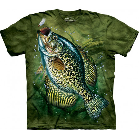 Crappie T-Shirt The Mountain