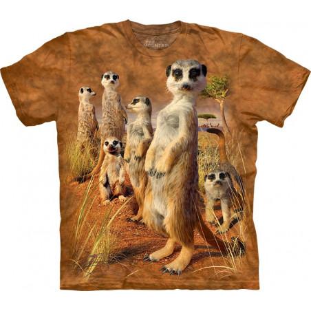 Meerkat Pack T-Shirt The Mountain