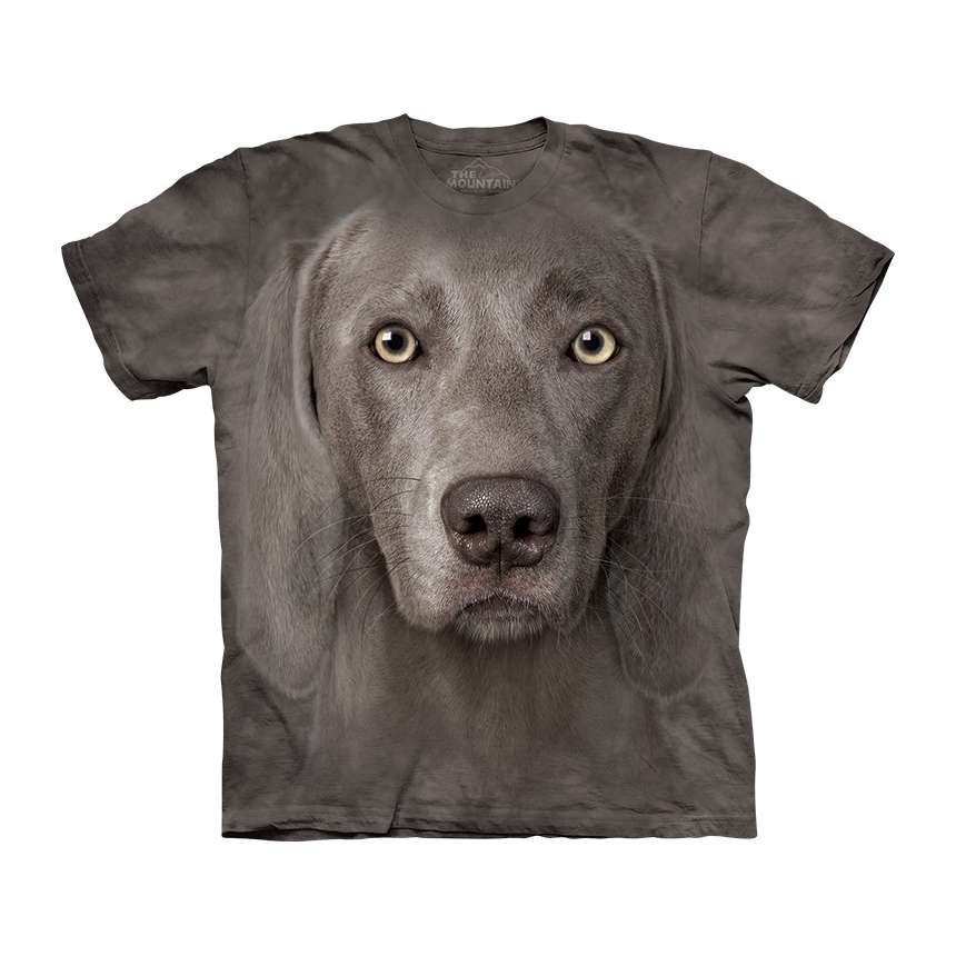 The mountain weimaraner t shirt for Dog t shirt for after surgery