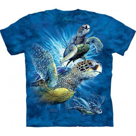 Find 9 Sea Turtles