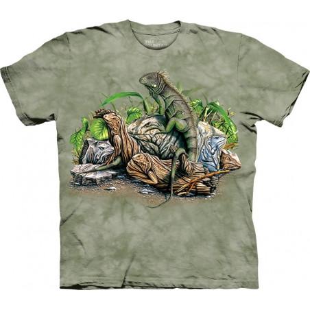 Find 10 Iguanas