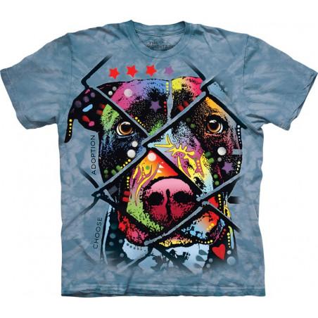 Dog Choose Adoption T-Shirt