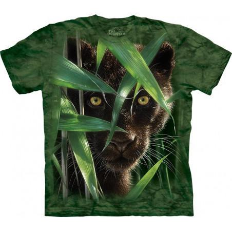 Panther Wild Eyes T-Shirt