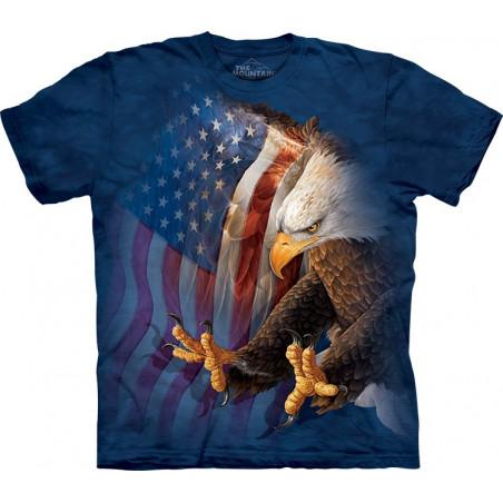 Eagle Freedom T-Shirt The Mountain