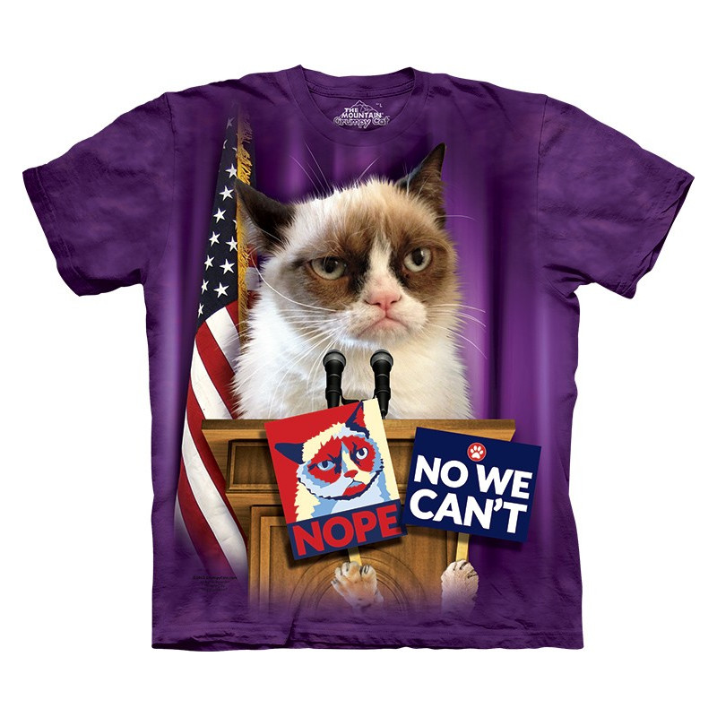 Grumpy for President
